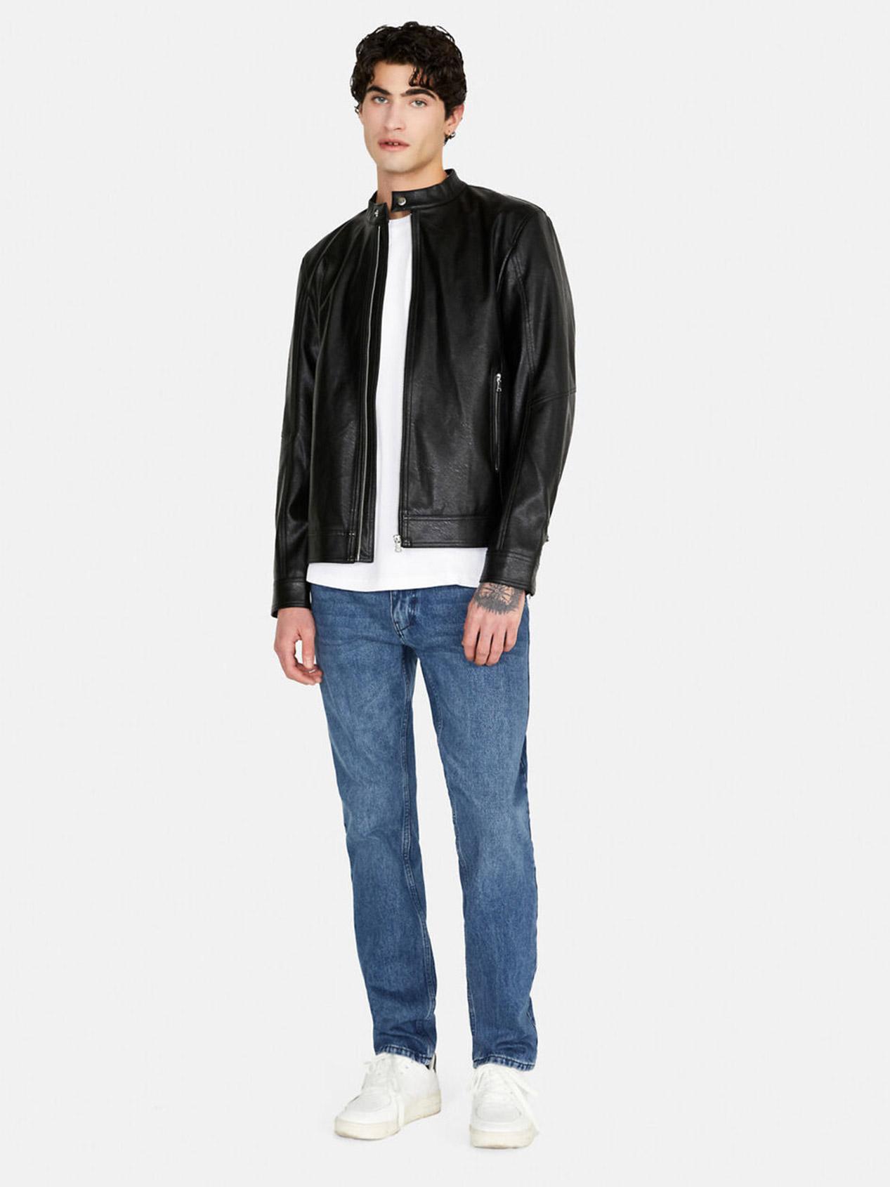 Men Jeans Slim Fit