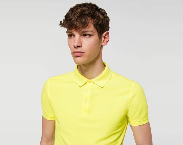 Neon polo