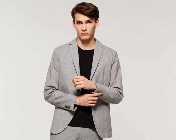 Slim comfort fit jacket